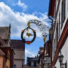Genussreisetipps für Franken - Mittelalterliche Stadt Ochsenfurt  ... #genussreisetipps #franken #ochsenfurt