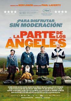La parte de los ángeles (2012) Gran Bretaña. Dir: Ken Loach. Comedia. Drama. Cine social - DVD CINE 2246