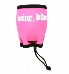 Woozie - The Wine Glass Insulator - Wine Diva . $9.95. Wine glass sleeve.. Fun and functional.. Insulates your wine glass and feels soft to the touch.. Made from top quality neoprene.. The Woozie is a wine glass insulator that is fun and functional. Keep your wine cool and always know which wine glass is yours.  No more warm wine to tolerate or wet glass to hold. The perfect answer for your white or red wine...keeps the temperature constant summer or winter, inside or outs...