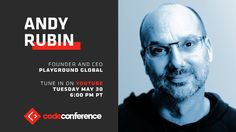 WATCH: Andy Rubin Talks Essential Phone Tonight at Code Conference | Droid Life http://www.droid-life.com/2017/05/30/watch-andy-rubin-talks-essential-phone-tonight-code-conference/?utm_campaign=crowdfire&utm_content=crowdfire&utm_medium=social&utm_source=pinterest