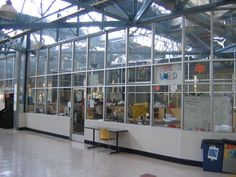 Glass Walls at High Tech High Chula Vista High Tech High, Chula Vista, Glass Walls, Learning Centers, Lab, Foundation, Teacher, Lighting, Architecture