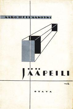 Title: Jääpeili | Author: Aaro Hellaakoski | Designer: Topi Vikstedt