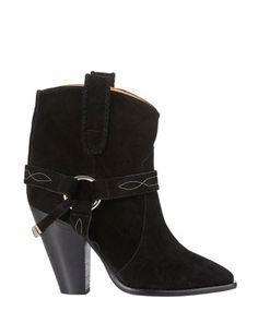 ETOILE ISABEL MARANT Rawson Harness Boots