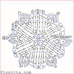 Motif 7 | | Fionitta crochet