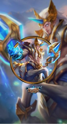 Wallpaper Phone Hylos Grand Warden by FachriFHR Mobile Legend Wallpaper, Hero Wallpaper, Moba Legends, Android Mobile Games, Legend Games, Anime Wallpaper Phone, The Legend Of Heroes, Making Money On Youtube, League Of Legends