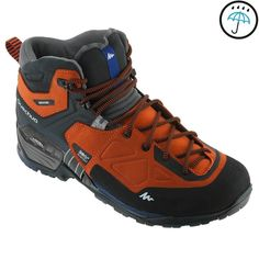 Quechua Hiking Shoe FW Forclaz 700 MidThe Forclaz 700 Mid is a technical  hinking shoe 8625ba0d269