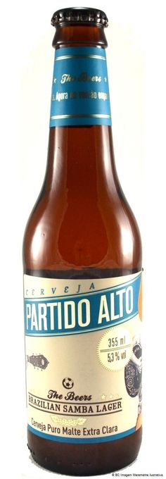 The Beers Partido Alto 355ml