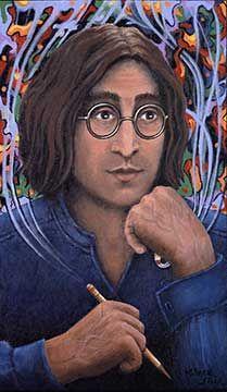 Dreamer Lennon by Grace Slick