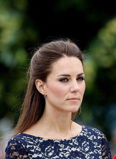 Kate Middleton Makeup, Kate Middleton Stil, Princess Kate Middleton, Prince William And Kate, William Kate, Gala Dinner, Fürstin Charlene, Adele, Diana