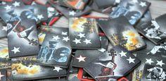 Fabrik der Träume - Massig Produktions-Chips http://www.abenteuer-brettspiele.de/brettspiel-geschichte/mein-erstes-modernes-brettspiel/ #brettspiel