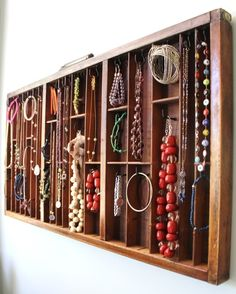 Great storage idea. etsy.com