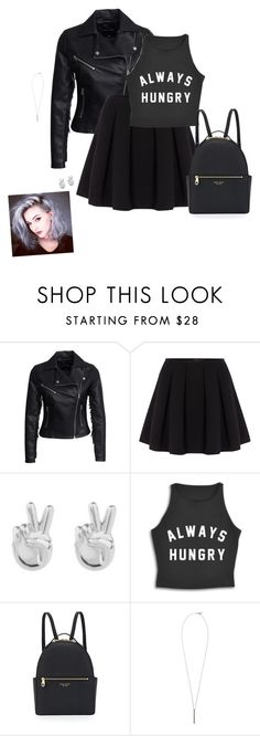 """""""I'M BACK ~ ANNOUNCEMENT"""" by hanakdudley ❤ liked on Polyvore featuring New Look, Polo Ralph Lauren, Rock 'N Rose, Henri Bendel and French Connection"""