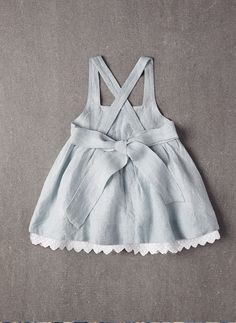 Buy nellystella rae dress – frosty breeze from Thumbeline Little Girl Fashion, Toddler Fashion, Kids Fashion, Little Girl Dresses, Girls Dresses, Party Dresses, Baby Dress Design, Baby Clothes Patterns, Trendy Kids