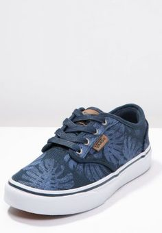 Vans ATWOOD DELUXE - Trainers - blue/white for £32.00 (25/02/16) with free delivery at Zalando
