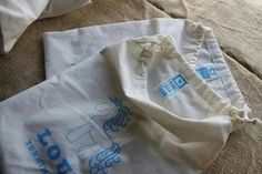 Canvas pouch #kimibag