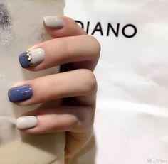 gel nail polish : nail art design for winter