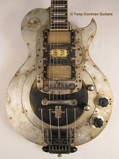 Tony Cochran Guitars for sale - Tony Cochran Custom Electric Guitars