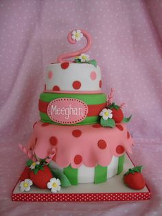 @Melissa Sayers: you should do Whitney's 2nd birthday party in Stawberry Shortcake! LOVE!