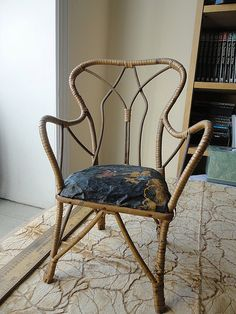 fashion painting miniatures doll interiors chairs furniture crafts chinoiserie wicker