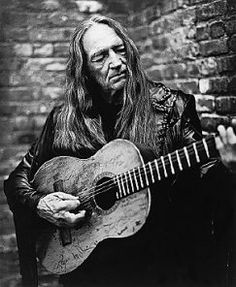 Willie Nelson - amazing photograph