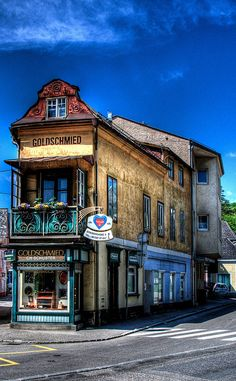 Bad Ischl, Austria by novistart1, via Flickr