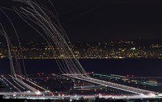 http://www.boredpanda.com/long-exposure-photos-of-air-traffic/