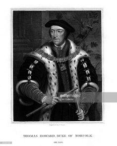 Thomas Howard, 3rd Duke of Norfolk, English politician, (1823).Artist: C Picart. Print Collector: Thomas Howard, 3rd Duke of Norfolk, English politician, (1823). Howard (1473-1554) was a prominent Tudor politician.