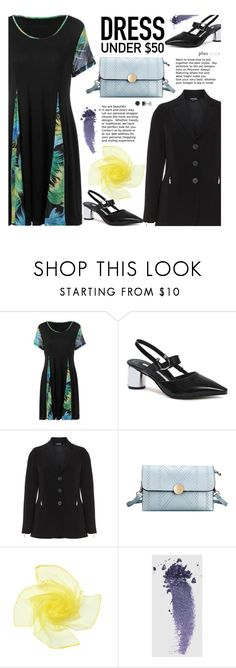 """""""Plus Size"""" by beebeely-look ❤ liked on Polyvore featuring navabi, Gucci, WorkWear, officewear, plussize, curvy and twinkledeals"""