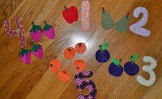 Great activity ideas for caterpillar birthday