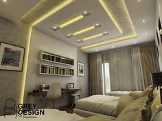 9 Wonderful Useful Ideas_ Plain False Ceiling Living Room wooden false ceiling simple. Grey Ceiling, Colored Ceiling, Home Ceiling, Modern Ceiling, Ceiling Decor, Ceiling Lights, False Ceiling Living Room, Ceiling Design Living Room, Bedroom False Ceiling Design