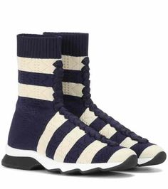 High-top sneakers | Fendi