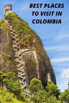Overflowing with unique cities, one-of-a-kind natural wonders, and incredible culture, Colombia is one destination that you absolutely cannot miss!