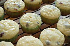 Cranberry Orange Cream Cheese Muffins: Cozycakes Cottage