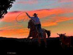 Cowboy Yodel Song - Margo Smith