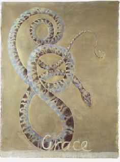 'Grace', 2007 - Deborah Bell (b.1957) Book Art, Africa, My Arts, Snakes, Animals, Image, Illustrations, Animales, Animaux