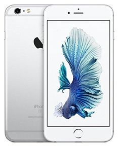 Apple iPhone 6s Plus 128GB Unlocked GSM 4G LTE Smartphone w/12MP Camera - Silver (Certified Refurbished) -- Read more reviews of the product by visiting the link on the image.