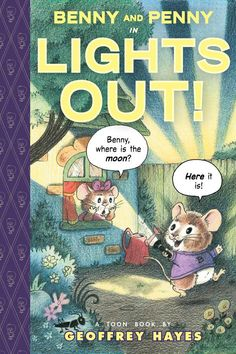 """Benny and Penny in """"Lights Out!"""" - Junior Library Guild"""