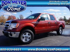 2014 Ford F150, 17,285 miles, $29,988.