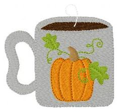 #FREE Seasonal Mug - 1 for each month of 2016. Want the rest ~ also #FREE? Scroll down on the page, choose a group, in the comments put Pinterest . You'll find 9 ready, the rest to come. Design by Mary Britt.