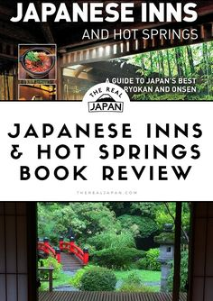 Japanese Inns and Hot Springs: A Guide to Ryokan and Onsen - The Real Japan Japanese Spa, Japanese Gardens, Japan On A Budget, Online Travel Agent, Japan Holidays, Backpacking South America, Japan Travel Guide, Visit Japan, Plan Your Trip