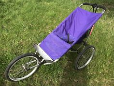 $50-Check out this jogging stroller buckle up your kid and go for a jog