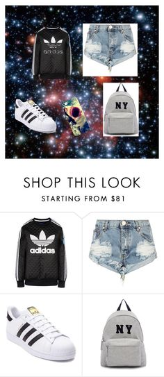 """""""Stay#Cool"""" by s50801 on Polyvore featuring adidas Originals, One Teaspoon, adidas, Joshua's and Casetify"""