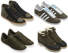 Adidas Originals Forest Pack Fall/Winter 2012