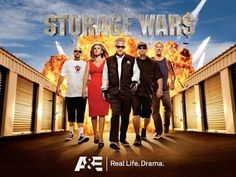 Start your free trial to watch Storage Wars and other popular TV shows and movies including new releases, classics, Hulu Originals, and more. Hd Movies, Movies To Watch, Movies And Tv Shows, Films, Watch Storage, Dvd Storage, Self Defense Classes, Storage Auctions, Learn Krav Maga