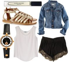 """my false"" by cazzzzo ❤ liked on Polyvore"