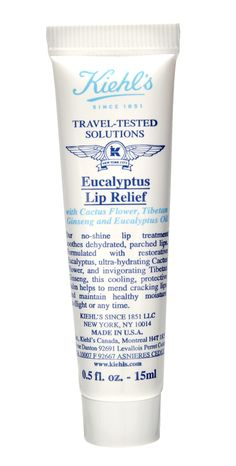 My lips are so happy!  The smell is amazing and the formula soothes chapped lips fast.