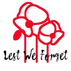 We remember and thank all those who made the ultimate sacrifice for our freedom and country on this Anzac Day...Lest We Forget