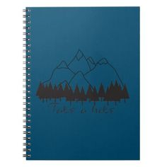 Take a hike adventure notebook   #elephant #travel #weddings camping decorations, camping recipes, camping meals, back to school, aesthetic wallpaper, y2k fashion