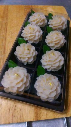 "Thai dessert ""Chor Mali"" #thaidessert"