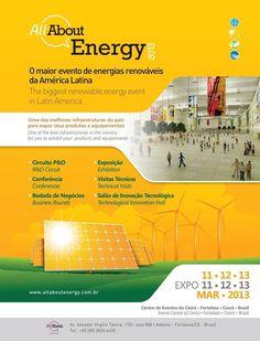 Folder informativo do Evento http://www.cbrsolucoesemenergia.com/eventos/all-about-energy-2013  Menos